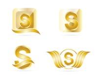 логос s письма бесплатная иллюстрация