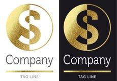 логос s письма Стоковая Фотография RF