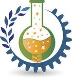 логотип анализа Стоковое Изображение