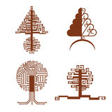 логотип Стоковое Фото