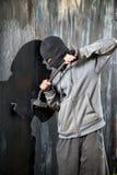 ограбление Стоковые Фото