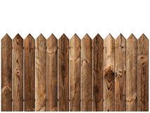 оградите деревянное стоковые изображения