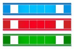 Ограждать вектор циновки иллюстрация штока