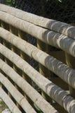 ограждать деревянный Стоковое Изображение RF
