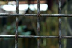 ограничение свободы для изверга стоковое фото rf