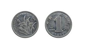 Ограниченный тираж 10 монеток Таиланда бата Стоковое фото RF