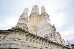 огромная белизна pagoda Стоковое Фото