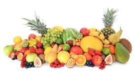 Огромная куча различных плодоовощей Стоковое Фото