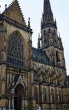 Огромные исторические церков Австрии стоковые фотографии rf