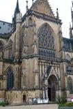 Огромные исторические церков Австрии стоковые изображения