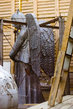 Огромный ангел для восстановления Стоковое Фото