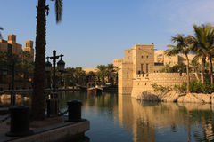 Арабская Венеция Стоковое Изображение