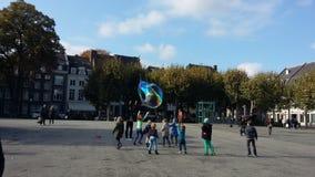 огромный пузырь в Maastriht Стоковое Изображение RF