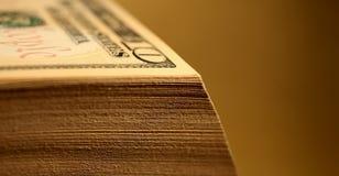 Огромный стог наличных денег Стоковые Фото