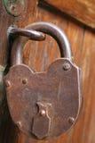 огромный padlock Стоковая Фотография RF