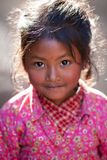 одевает портрет nevaris девушки национальный Стоковая Фотография RF