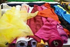 одевает цветастый комплект Стоковое Изображение RF