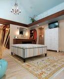 одевающ шикарную комнату высококачественную Стоковое Изображение