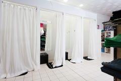 одевая нутряной магазин Стоковая Фотография RF