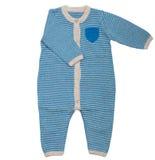 Одежда для новорождённых Стоковые Изображения RF
