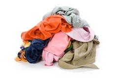 одежда пакостная стоковые фотографии rf