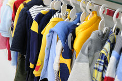 одежды детей