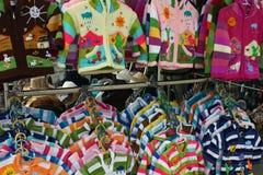 одежды детей Стоковое Изображение
