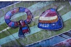 Одежды искусства улицы Стоковое Изображение RF