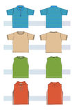 одежды мальчиков Стоковые Фото