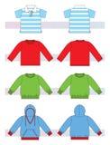 одежды ребёнков Стоковое фото RF