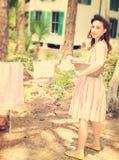 одежды суша женщину Стоковые Фотографии RF