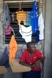 одежды суша женщину Стоковые Изображения RF