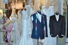 одежды wedding Стоковое Фото
