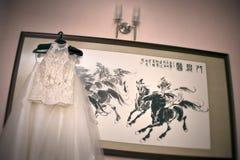 одетьйте венчание Стоковая Фотография RF