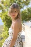 одетьйте лето девушки Стоковые Фотографии RF