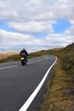 одинокий всадник Стоковые Фотографии RF