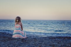 одиночество стоковая фотография