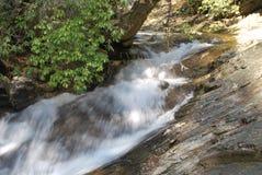 один водопад стоковая фотография rf