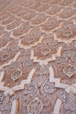 Одна деталь арабеск. Стоковое фото RF