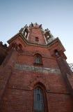 Одна из башен церков St Joseph, Краков стоковое изображение