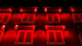 Одна ноча в Китае Стоковые Изображения
