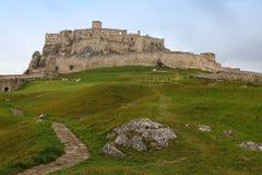 Одно из самых больших мест замка потребовало быть во-вторых самым большим I Стоковые Фотографии RF