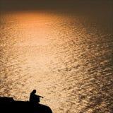 одно море Стоковое Изображение RF