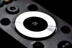 ОДОБРЕННАЯ кнопка стоковое фото rf