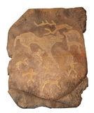 одомашнивать животных времени бронзовый Стоковое Изображение