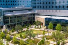 19-ое августа 2015 - Даллас, Техас, США Новое добавление к Parkl Стоковое Фото