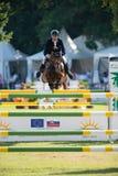 *** 10-ое августа 2014 Grand Prix CSIO-W в Братиславе, Словакии Стоковое Изображение RF