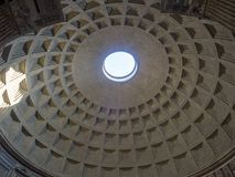 20-ое апреля 2018, пантеон, старый римский висок стоковые фото