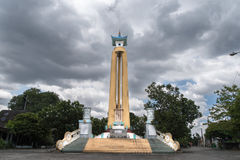 11-ое июня, башня на кладбище Манилы китайском, Маниле, филиппинской Стоковые Изображения RF