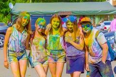 19-ое июня 2016, Orekhovo-Zuevo, область Москвы, Россия Festiv Стоковое Изображение RF